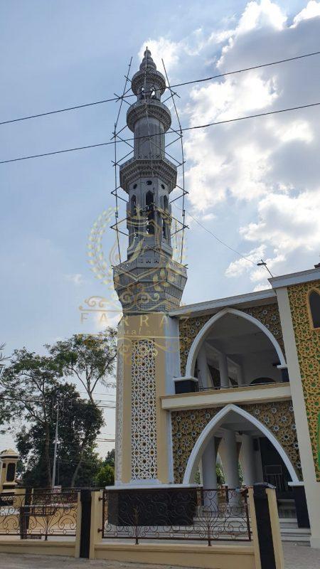 Project menara masjid